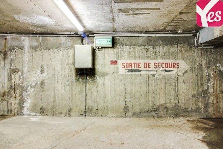 Parking Saint-Étienne - Saint-Roch - Vivaraize - Valbenoite - Centre Deux - Niveau -2 42100