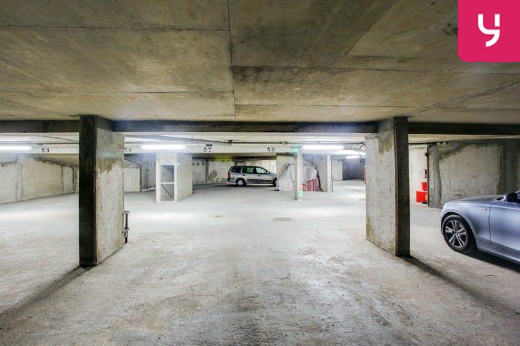 Parking Centre-ville - Bourg-La-Reine (place moto) Bourg-La-Reine