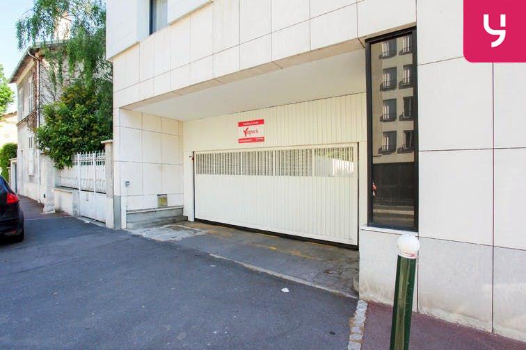 Parking Centre-ville - Bourg-La-Reine (place moto) pas cher