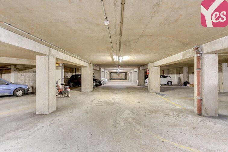 Parking Mairie des Lilas - Le Pré-Saint-Gervais sécurisé
