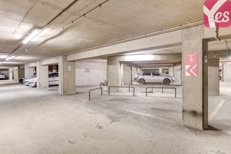 Parking Mairie des Lilas - Le Pré-Saint-Gervais box