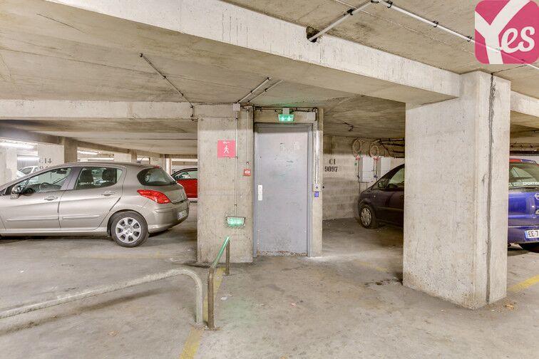 Parking Mairie des Lilas - Le Pré-Saint-Gervais caméra