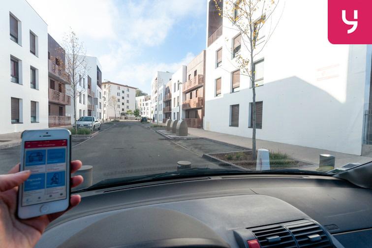 location parking Centre-ville - Prairie - Saint-Ouen-l'Aumône