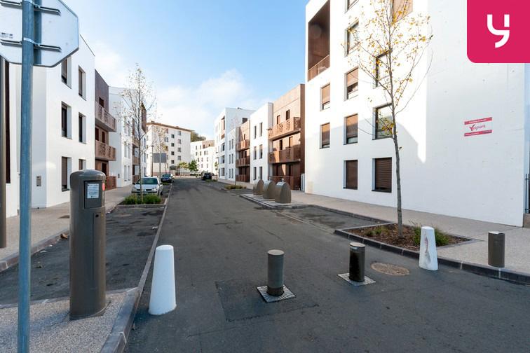 Parking Centre-ville - Prairie - Saint-Ouen-l'Aumône gardien