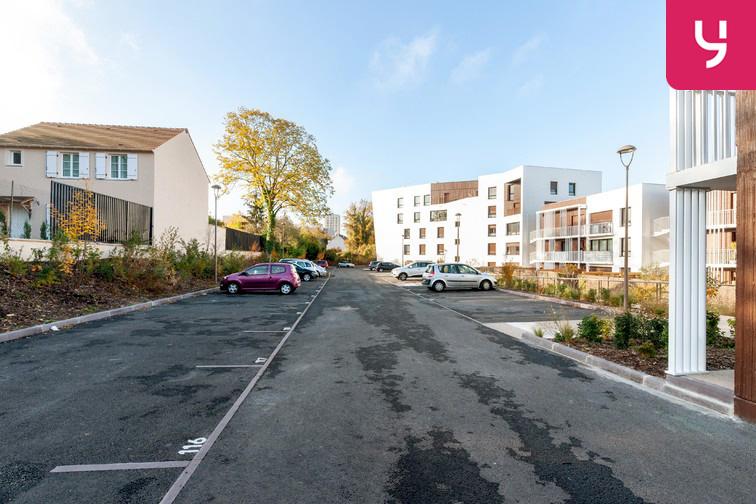 Parking Centre-ville - Prairie - Saint-Ouen-l'Aumône sécurisé