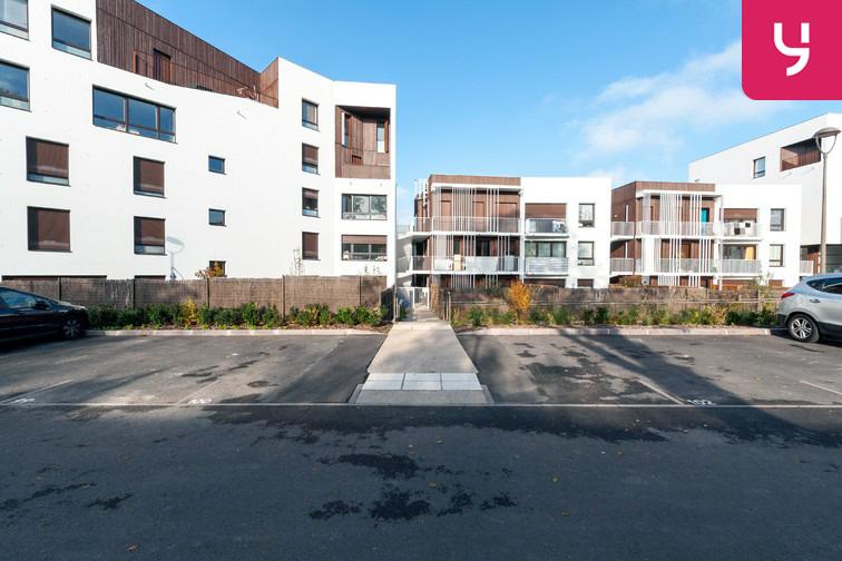 Parking Centre-ville - Prairie - Saint-Ouen-l'Aumône 15 chaussée de Maubuisson
