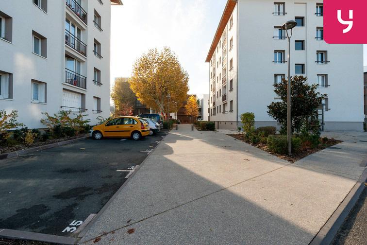 Parking Centre-ville - Prairie - Saint-Ouen-l'Aumône caméra