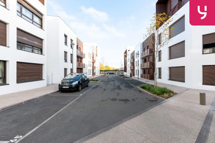 Parking Centre-ville - Prairie - Saint-Ouen-l'Aumône en location