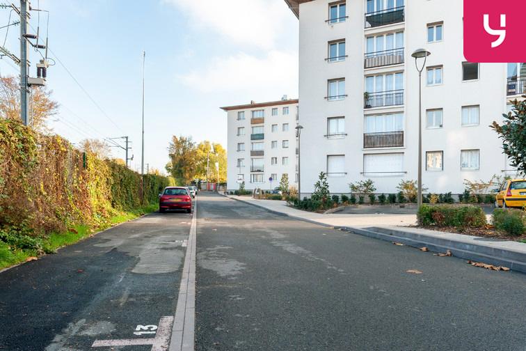 Parking Centre-ville - Prairie - Saint-Ouen-l'Aumône Saint-Ouen-l'Aumône