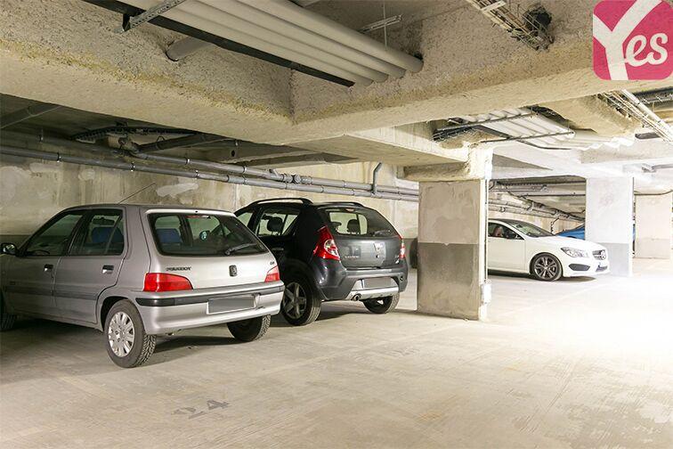 Parking Centre-ville - Prairie - Saint-Ouen-l'Aumône souterrain