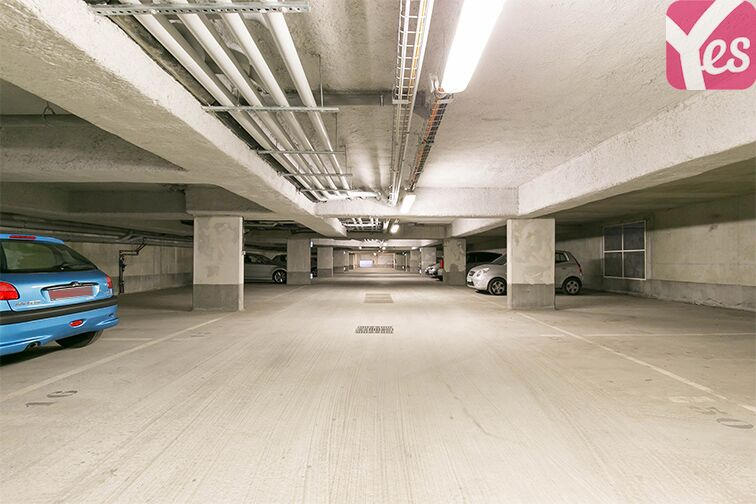 Parking Centre-ville - Prairie - Saint-Ouen-l'Aumône location