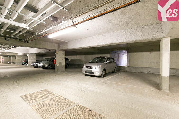 Parking Centre-ville - Prairie - Saint-Ouen-l'Aumône box