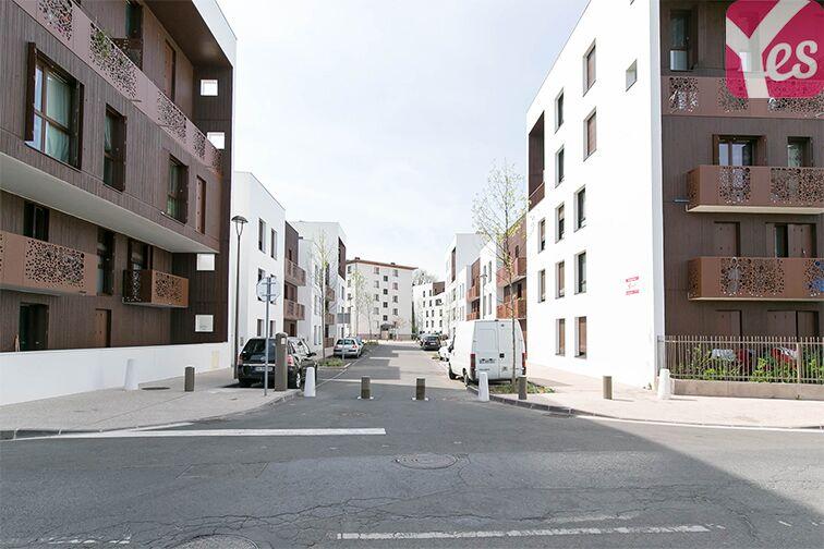 Parking Centre-ville - Prairie - Saint-Ouen-l'Aumône location mensuelle