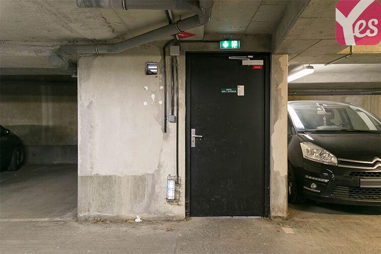 Parking Centre-ville - Prairie - Saint-Ouen-l'Aumône 24/24 7/7