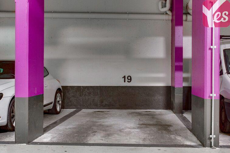 Parking Avenue Gambetta - Paris 20 souterrain