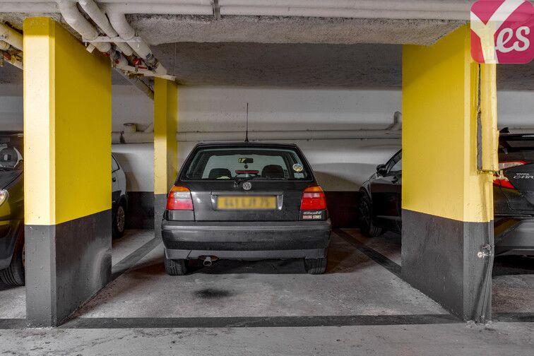 Parking Avenue Gambetta - Paris 20 location mensuelle