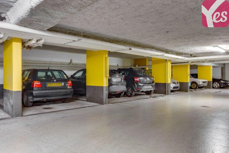 Parking Avenue Gambetta - Paris 20 Paris