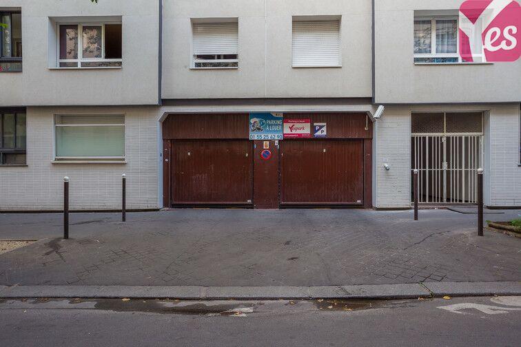 Parking Avenue Gambetta - Paris 20 avis