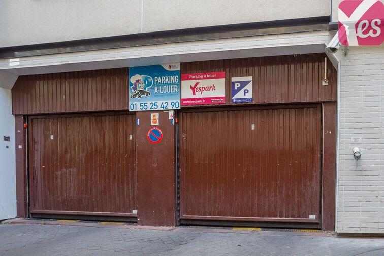 Parking Avenue Gambetta - Paris 20 en location