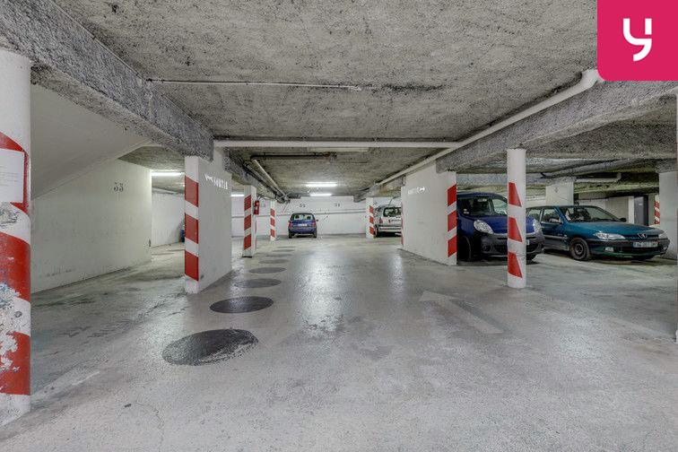Parking La Bellevilloise - Paris 20 (place moto) 24/24 7/7
