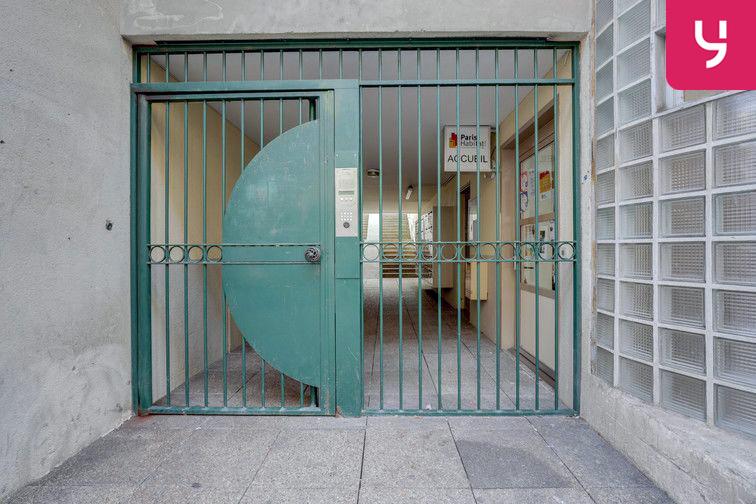 Parking La Bellevilloise - Paris 20 (place moto) location mensuelle