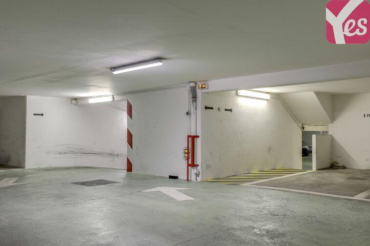 Parking Regard Saint-Martin - Paris 20 Paris