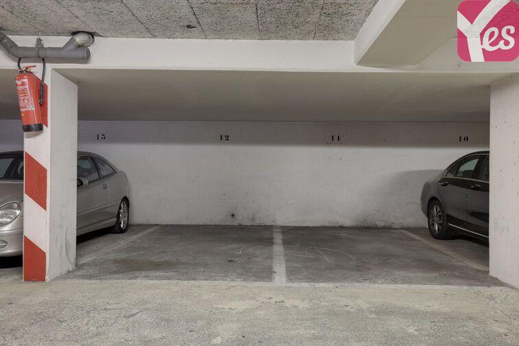 Parking Regard Saint-Martin - Paris 20 sécurisé