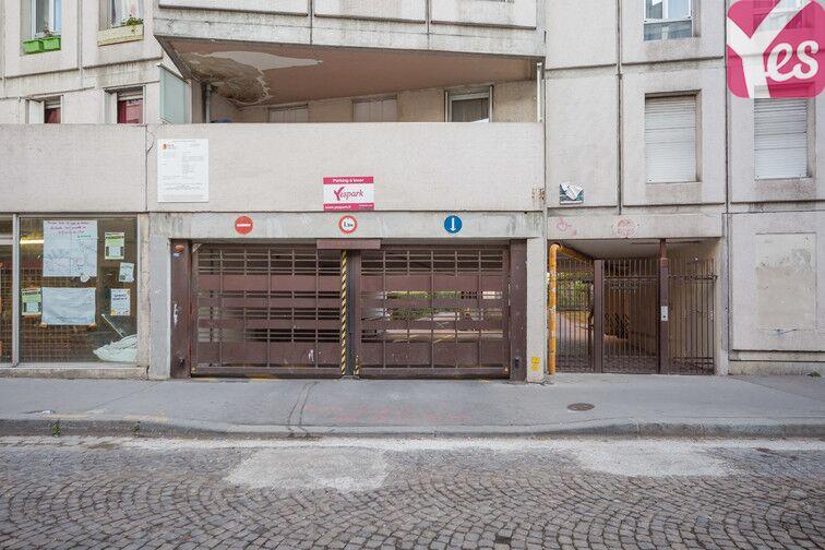 Parking Pyrénées Belleville - Paris 20 sécurisé