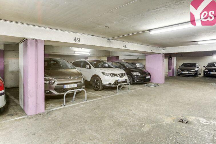 Parking Pyrénées Belleville - Paris 20 23 rue des envierge