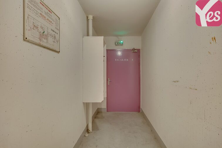 Parking Ancienne gare de Reuilly - Paris 12 gardien