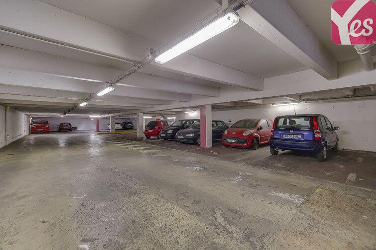 Parking Ancienne gare de Reuilly - Paris 12 location mensuelle