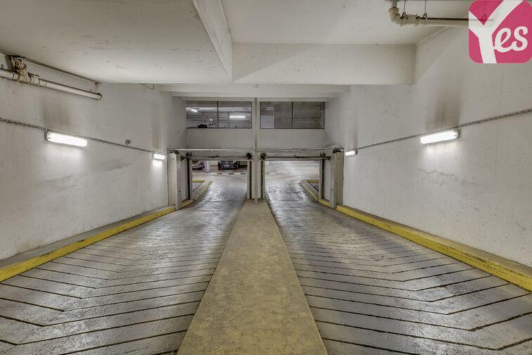 Parking Ancienne gare de Reuilly - Paris 12 sécurisé
