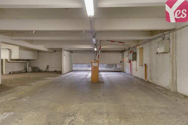 Parking Ancienne gare de Reuilly - Paris 12 75012