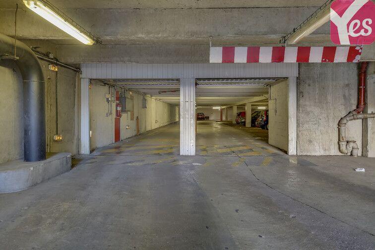Parking Ancienne gare de Reuilly - Paris 12 24/24 7/7