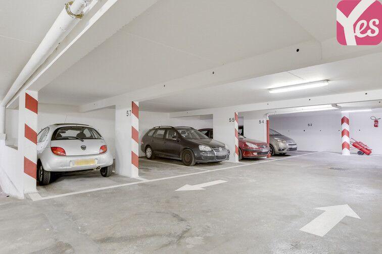 Parking Parc de Bercy - Paris 12 à louer