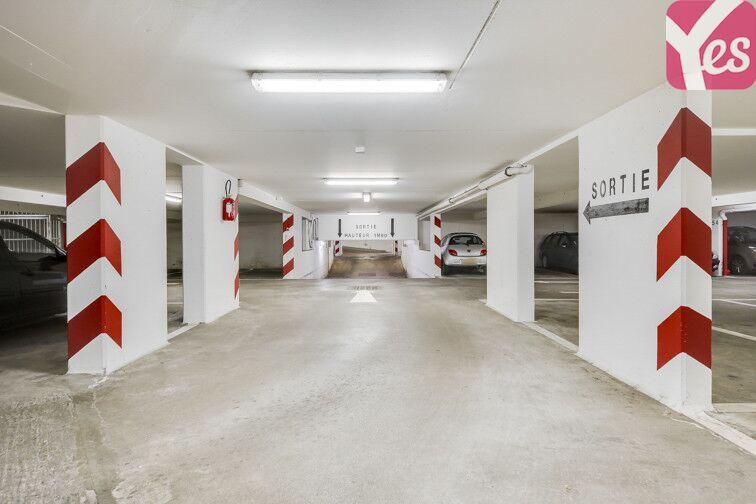 Parking Parc de Bercy - Paris 12 caméra