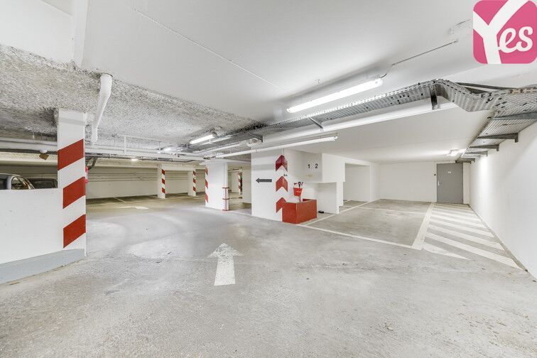 Parking Parc de Bercy - Paris 12 24/24 7/7