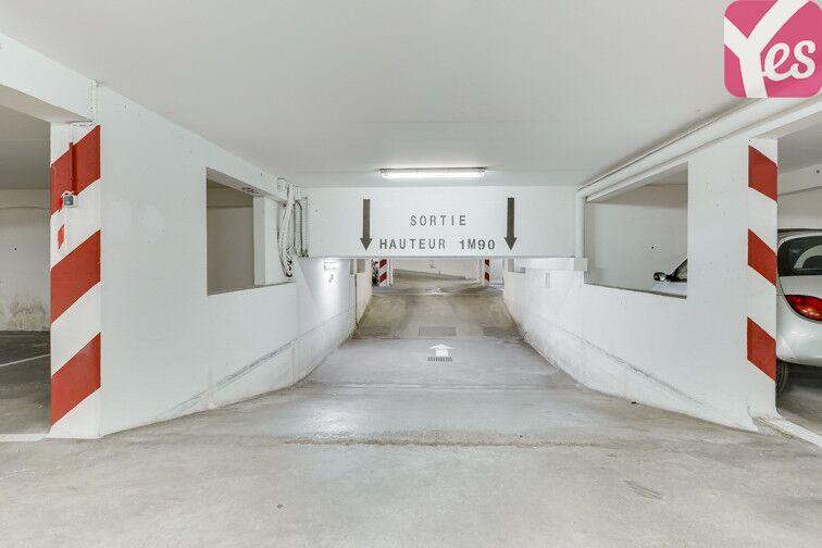 Parking Parc de Bercy - Paris 12 souterrain