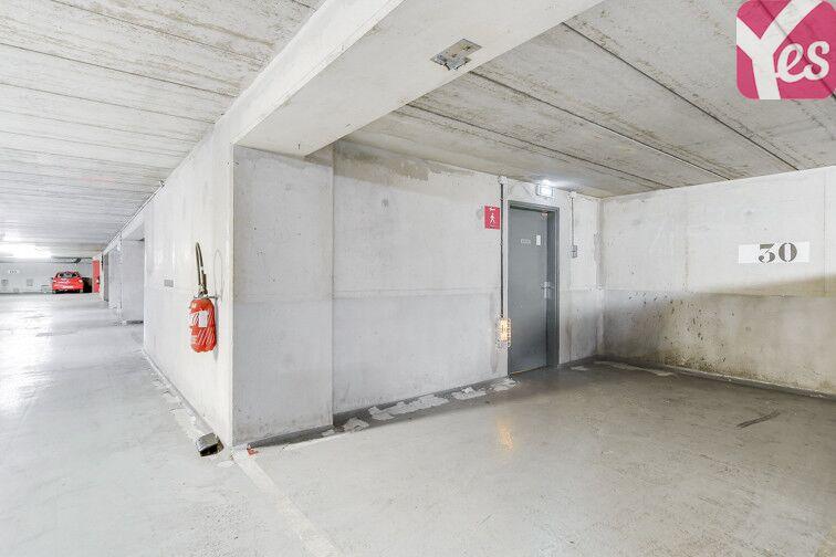 Parking Gare de Paris Bercy - Paris 12 24/24 7/7