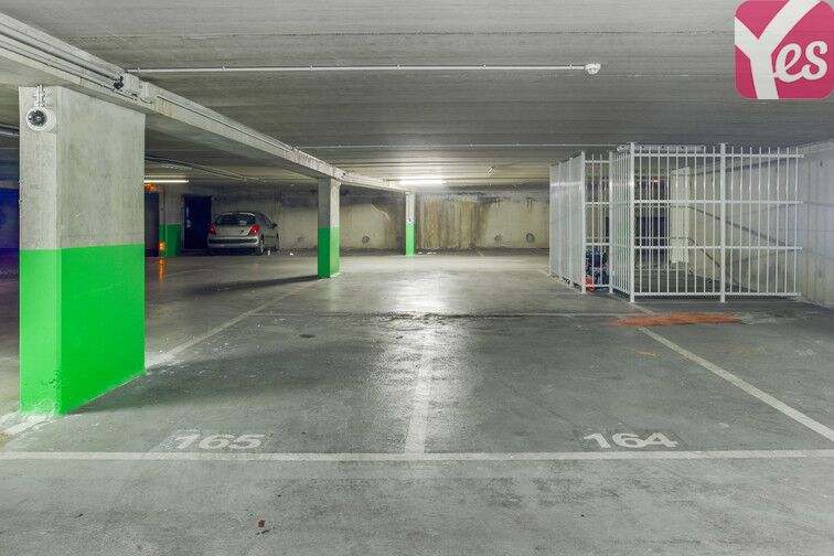 Parking Cour Saint Emilion - Bercy Village 24/24 7/7