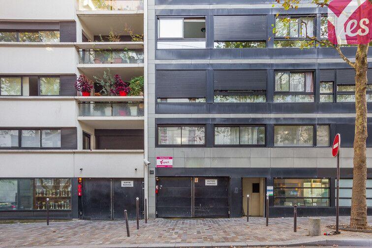 Parking Cour Saint Emilion - Bercy Village box