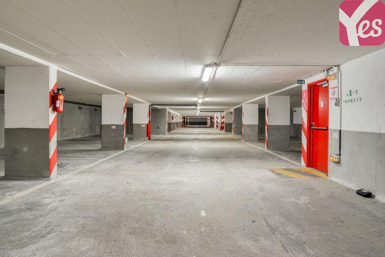 Parking Paris Gare de Lyon sécurisé