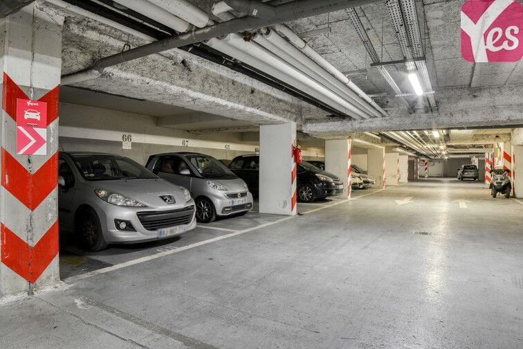 Parking Paris Gare de Lyon location mensuelle