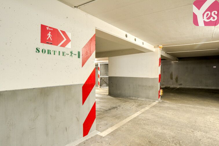 Parking Paris Gare de Lyon 24/24 7/7