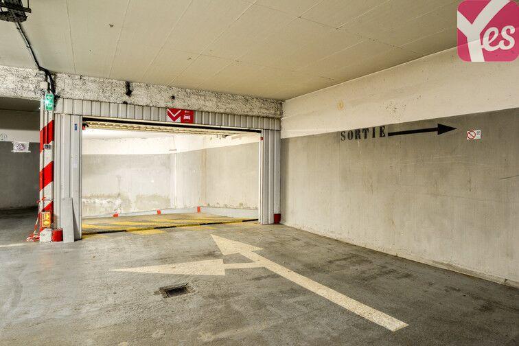Parking Paris Gare de Lyon gardien