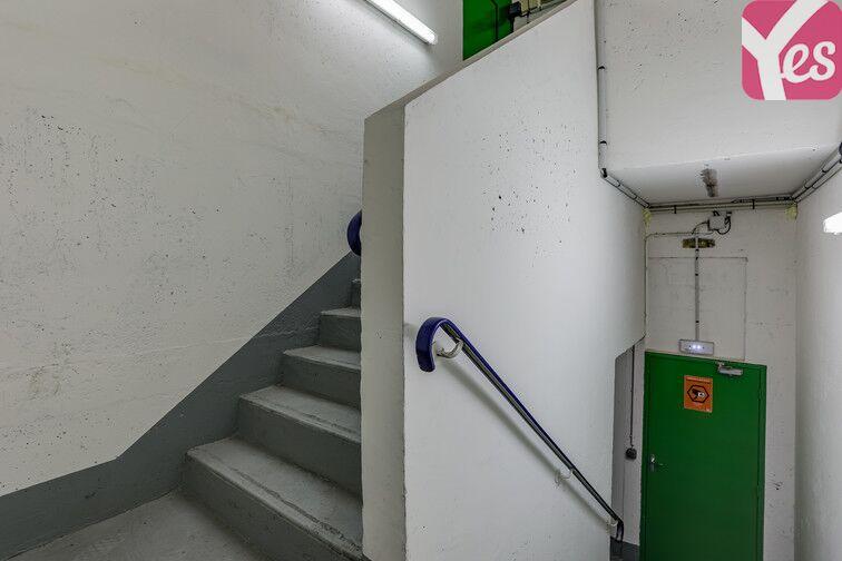 Parking Hôpital Léopold Bellan - Paris 14 gardien