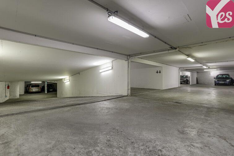 Parking Hôpital Léopold Bellan - Paris 14 pas cher