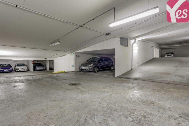 Parking Hôpital Léopold Bellan - Paris 14 location mensuelle