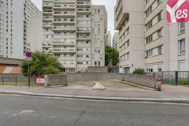 Parking Hôpital Léopold Bellan - Paris 14 75014