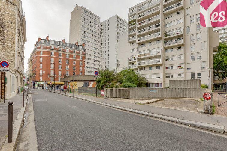 Parking Hôpital Léopold Bellan - Paris 14 Paris